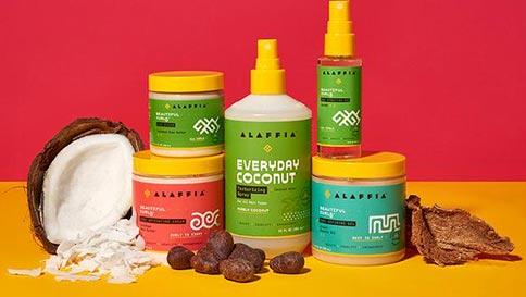 Aliffa eco friendly hair products
