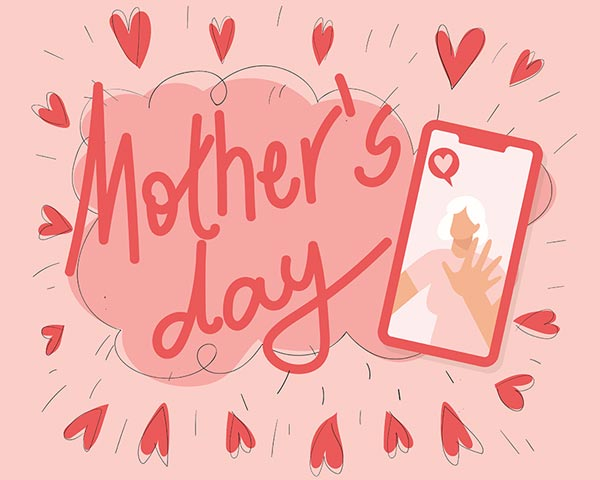 mothers day social campaign