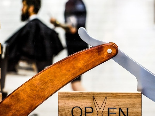 open a barbershop