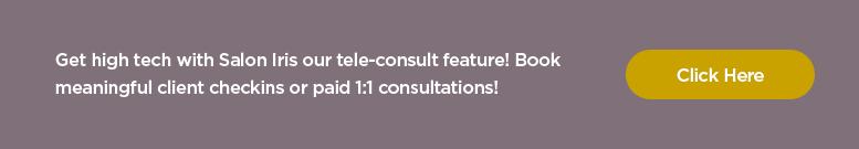 Daysmart Salon virtual consultations
