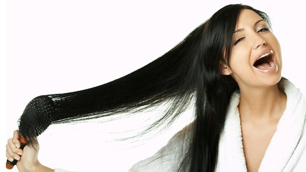 hair consultation